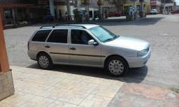 Parati AP, 1.6, completa, aceito carro menor(1.0 não), confira ! - 1999