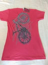 Camisas para ciclismo e atividades físicas