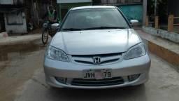 """Honda cívic 05/06 comp. aro 17"""" $12.800.00 - 2005"""