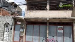 Apartamento com 3 dormitórios sendo 1 com suíte e 1 garagem coberta - Periperi