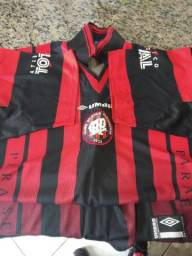 Camiseta Atlético paranaense