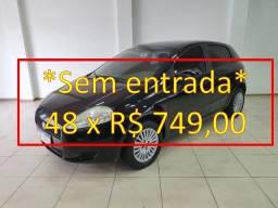 Fiat Punto ELX 1.4 FLEX *CoMpLeTo* Aceita troca e Financia SEM Entrada - 2010