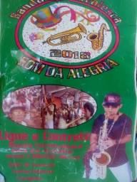 Bandinha ,fanfarra ,charanga venha temos datas disponíveis ainda pré carnaval e carnaval