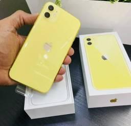 IPhone 11 64GB Amarelo!!!!
