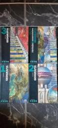 Livros Geografia Projeto Voaz
