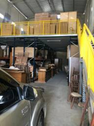 Giral C Prateleiras Industrial Bertoline Armazenagem Pesada