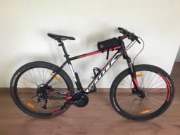 Bicicleta Scott Aspect 950 2018 + acessórios