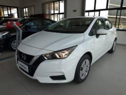 Novo Nissan Versa Sense 2021