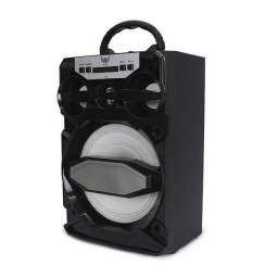 Caixa De Som Bluetooth Grasep 15 rms De Potencia
