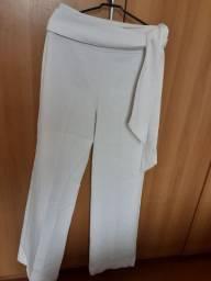 Calça Cortelle pantalona social (38)