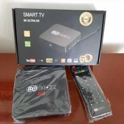 Tv box / tv smart