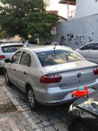 Volkswagen Voyage 2016 Impecável no Gnv kit italiano