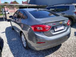 Chevrolet Cruze LT Turbo 2017 - Automático - >Impecável - 2º Dono