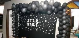 Ornamentação star wars