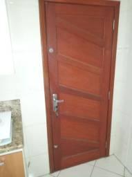 Porta de madeira cedro rosa 0,82x2,10