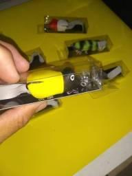 Isca Artificial 4 peças