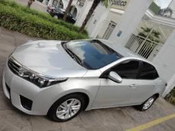 Toyota Corolla Upper 2017 Como Novo