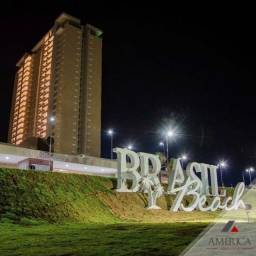 Título do anúncio: Alugo Apto Brasil Beach - 155m² - 3 suítes