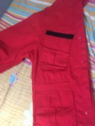 Gandola ( bombeiro) roupa de bombeiro