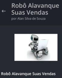 Robô para automatizar suas vendas