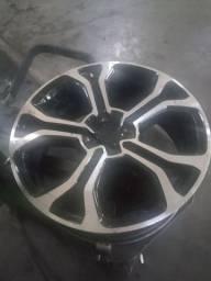 Vendo Rodas 17 Sandero RS