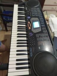 Teclado musical Cassio CTK531 61 teclas