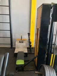 Título do anúncio: Máquina de Musculação - Remada Baixa Carenada