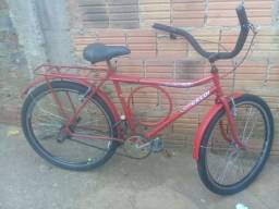 Bicicleta monarke barra forte caloi R$ 350