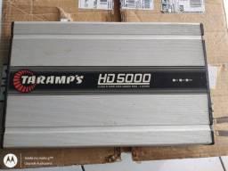 Amplificador HD5000 bem novinho