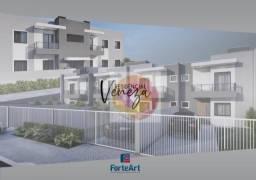 Apartamento com 2 dormitórios à venda, 52 m² por R$ 190.000,00 - Planta Bairro Weissópolis