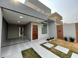 Título do anúncio: Belíssima casa nova no Santa Luzia! Ótima localização, imóvel no asfalto. - Campo Grande -