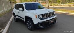 Título do anúncio: Vendo ou estudo troca jeep Renegade Sport automático flex 2016 impecável
