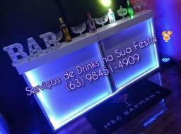 Drinks e Barmans