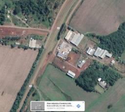 Título do anúncio: Barracão à venda, 1.057 m² por R$ 1.347.500 - Industrial - Faxinal dos Guedes/SC