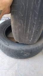 2 pneu aro 15
