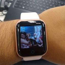 Relogio Smartwatch modeloY68 - com foto na tela - Promo Mês Namorados