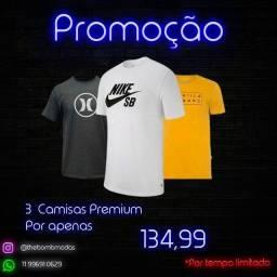 Camisa Premium - Promoção!!