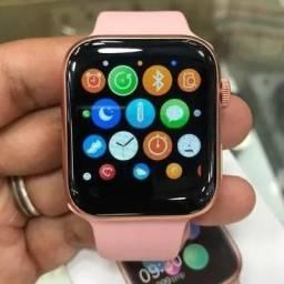 Relógio Smartwatch IWO 12 W26 lite Troca Pulseira Modelo 2020