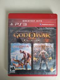 God of War Collection Ps3 Mídia Fisica