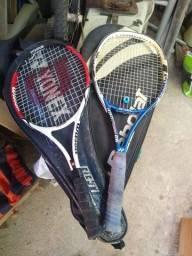 Raquete Wilson== raquete yonex