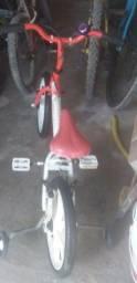 Bicicleta falou hello kits aro 16