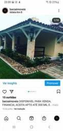 Casa em condomínio com piscina e Casa de hóspede