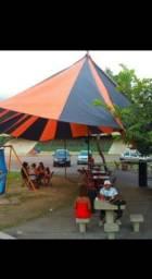 lona paraquedas