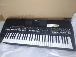 Teclado Yamaha PSR-SX600 aceito troca