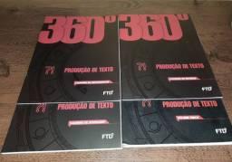 PRODUÇÃO DE TEXTO FTD 360°