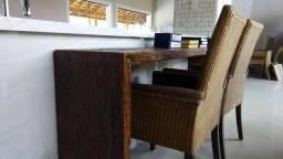 Artigos em madeira