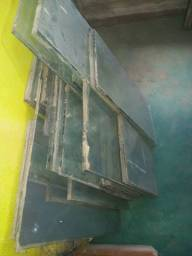 Vendo vidros blindado e temperado