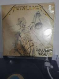 Disco Vinil, LP, Metallica