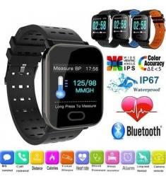 A6 Smartwatch Inteligente Oled Pro