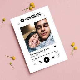 Quadro Decorativo - Dia dos Namorados - Aceitamos cartoes/PIX